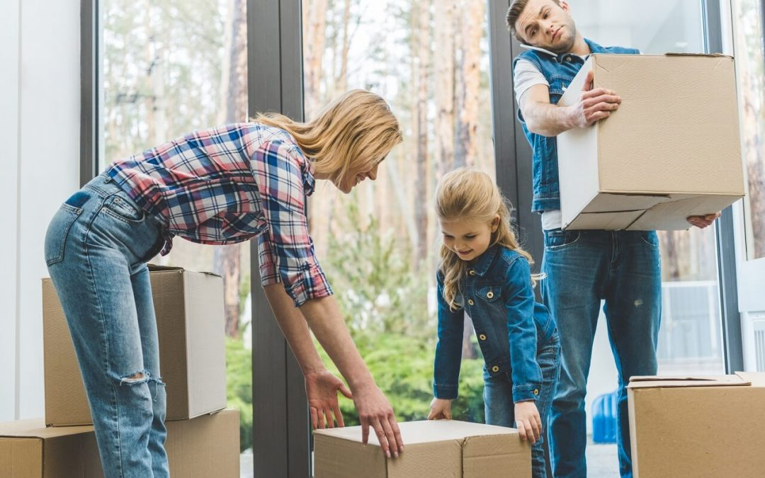 4 Common Mistakes When Moving